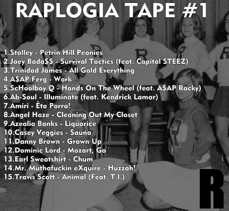 Raplogia Tape #1 - Contra Capa
