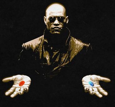 Ryuk - Diário. Matrix