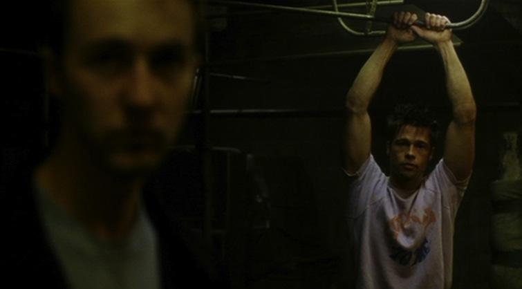 Clube da Luta, Narrador e Tyler Durden