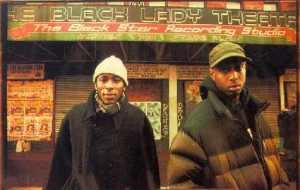 Pratas da casa, Talib Kweli e Mos Def formaram o Black Star na Rawkus. O disco, lançado em 1998, é um dos melhores projetos da década de 90 e até hoje é lembrado.
