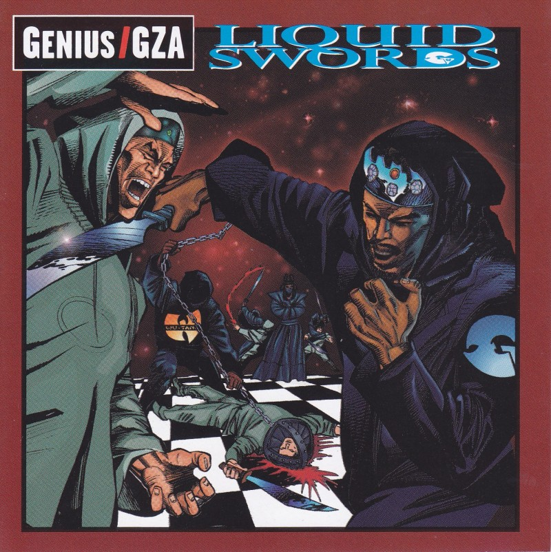 GZA - LIQUID SWORDS A