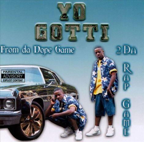 2000 - Yo Gotti - From Da Dope Game 2 Da Rap Game