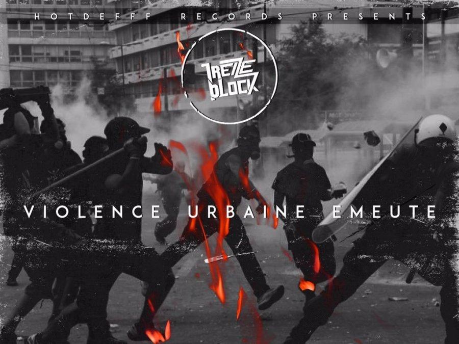 França - 13 Block - Violence Urbaine Emeute (Mixtape)