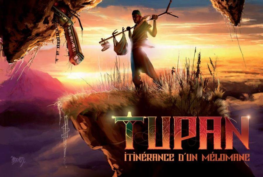 França - Tupan - Itinérance d'un Mélomane
