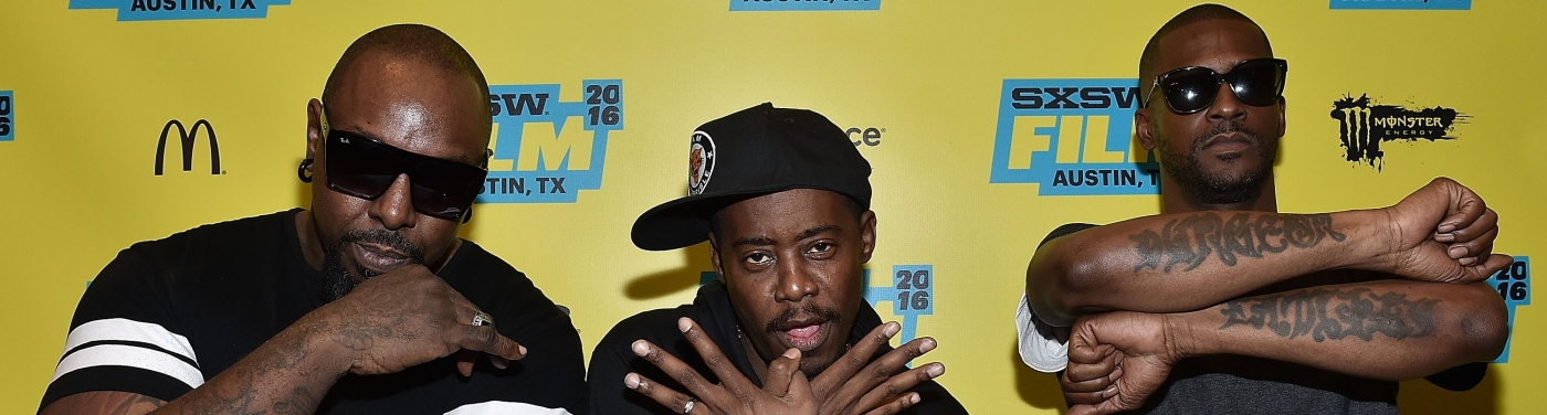 """attend the screening of """"The Art of Organized Noize"""" during the 2016 SXSW Music, Film + Interactive Festival at Paramount Theatre on March 15, 2016 in Austin, Texas."""