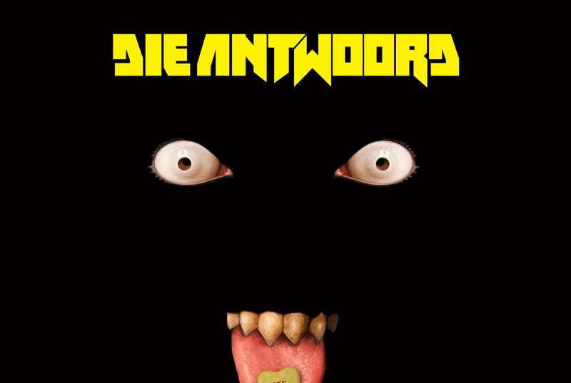 África do Sul - Die Antwoord - Suck on This (Mixtape)