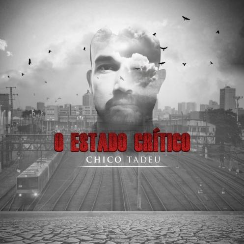 Capa oficial do disco.