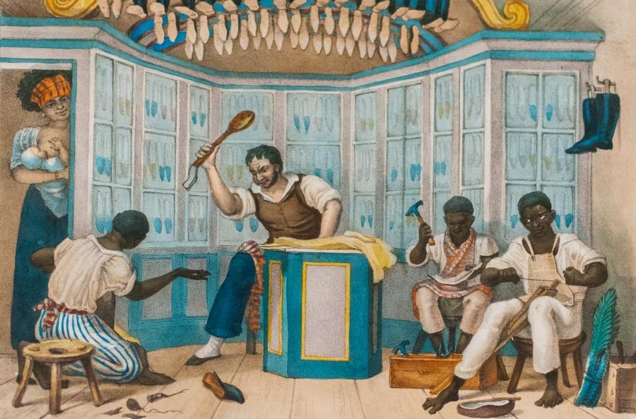 loja_de_sapateiro_aquarela_jac_by_jean-baptiste_debret_1820-1830
